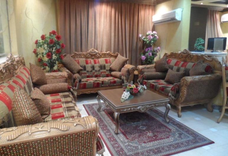 Al Rihab Furnished Units, Riyadh, Lobby Sitting Area
