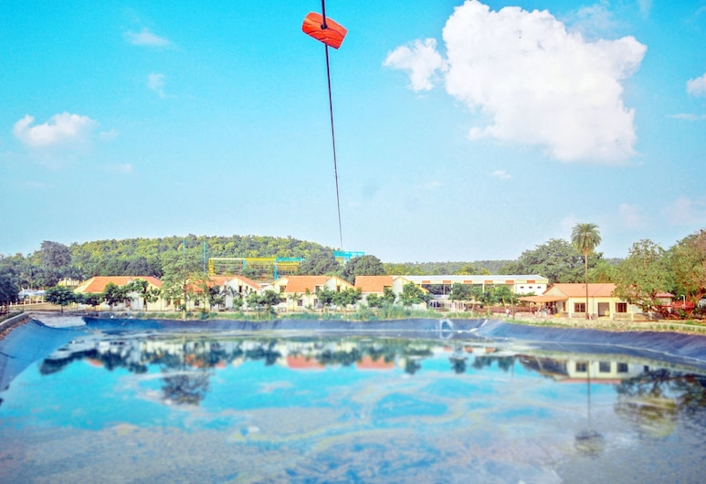 Graces Resort, Sehore, Piscina Exterior