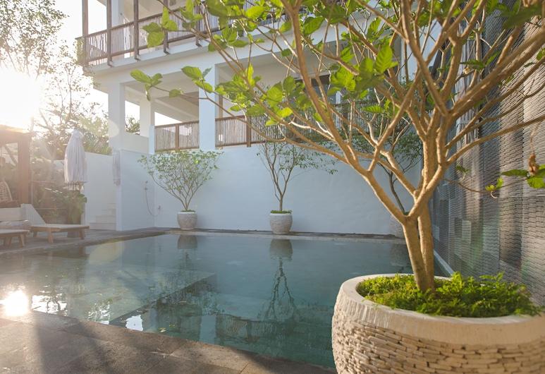 파인애플 레이지 비치 빌라, Hua Hin, 야외 수영장