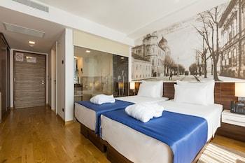 Belgrad bölgesindeki ABBA Hotel resmi