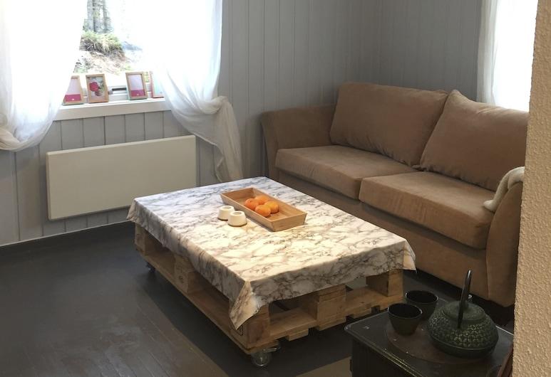 Koselig Hytte i Hemsedal, Hemsedal, Hytte – family, 1 soverom, utsikt mot fjell, Oppholdsområde
