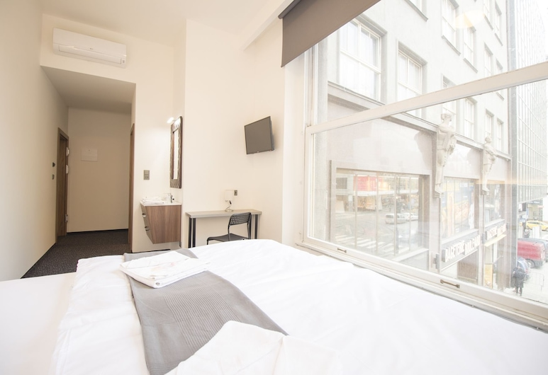 Narodni Stay, Prague, Deluxe Double Room (Panoramic view), Guest Room