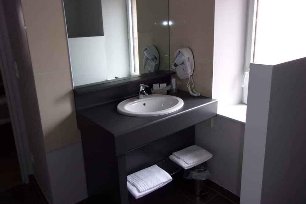 Eenpersoonskamer - Wastafel