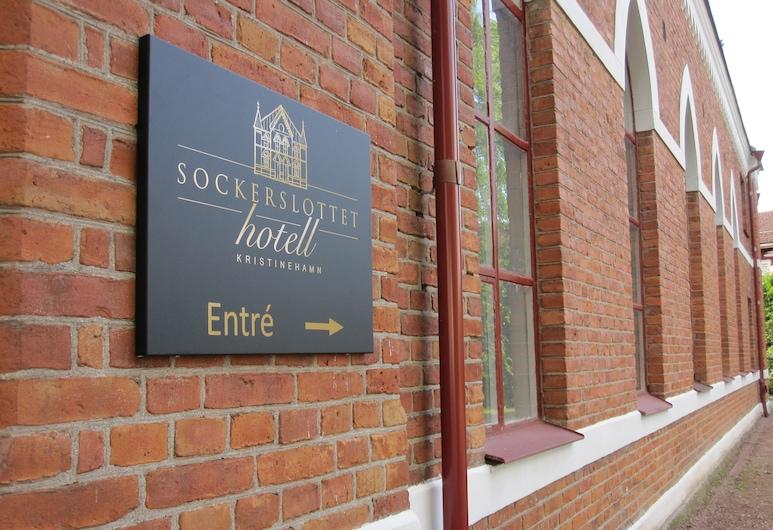 Sockerslottet hotell, Kristinehamn