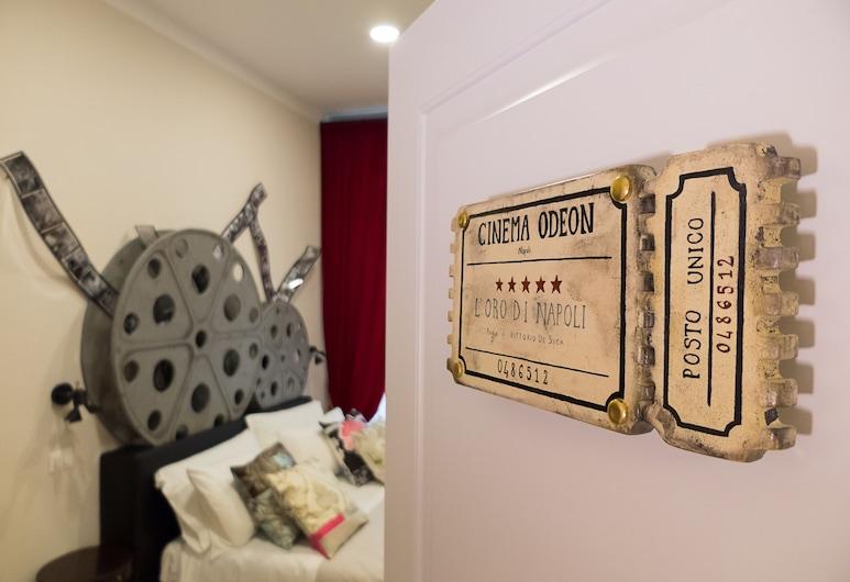那波利城市靈魂民宿, 那不勒斯, 時尚雙人房, 1 間臥室, 城市景, 客房
