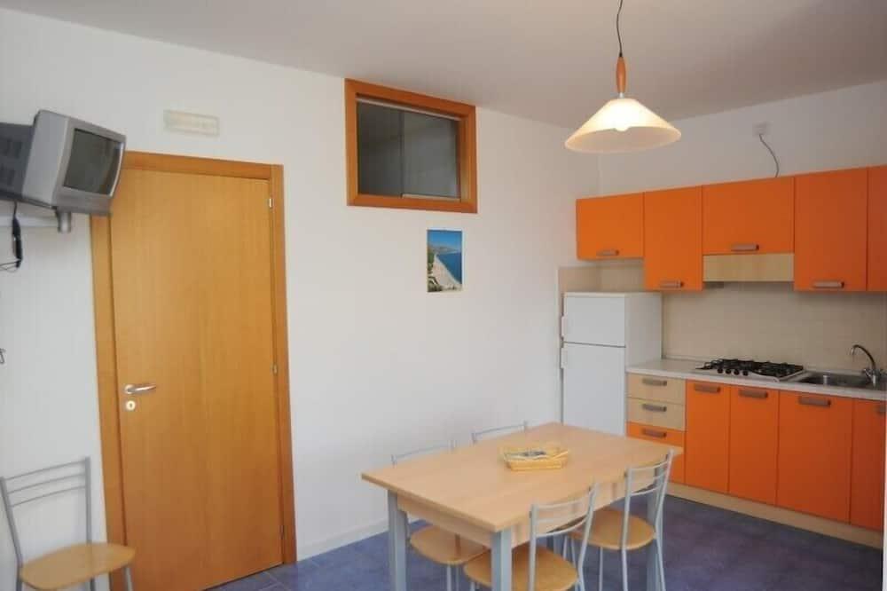 Apartman, 2 spavaće sobe (4 Pax) - Obroci u sobi