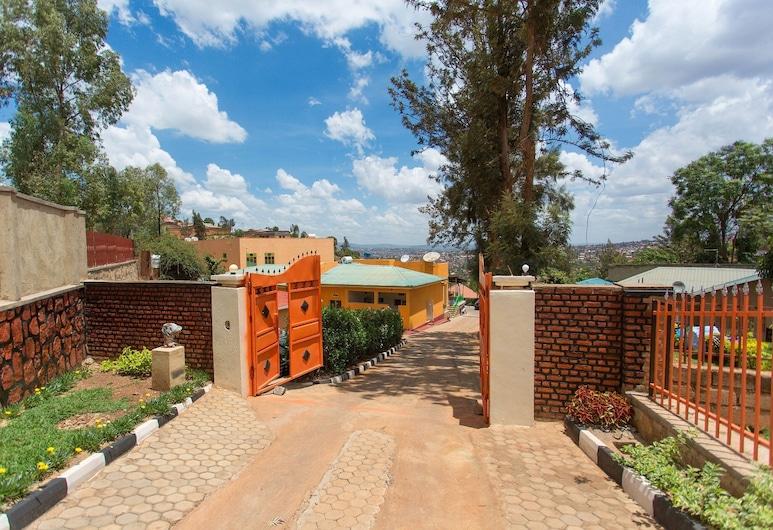 Anthurium Residential Hotel, Kigali, Hotel Entrance