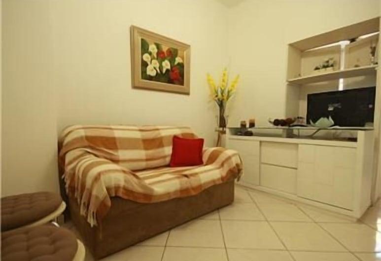 GoHouse Princesa 312, Riodežaneiro, Standarta dzīvokļnumurs, viena guļamistaba, Dzīvojamā istaba