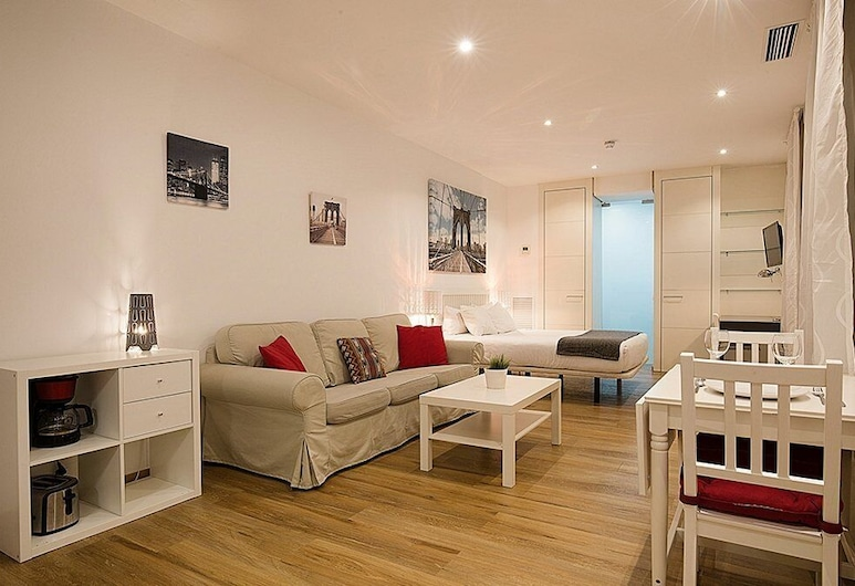Apartamentos San Lorenzo 26, Madrid, Room