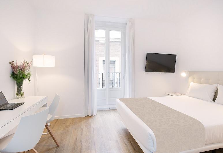 Apartamentos Tandem La Bolsa 4, Madrid, Habitación