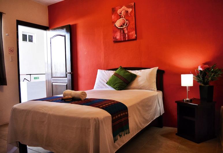 巴拉姆庫咖啡廳飯店, 坎佩切, 單人房, 1 張標準雙人床, 客房