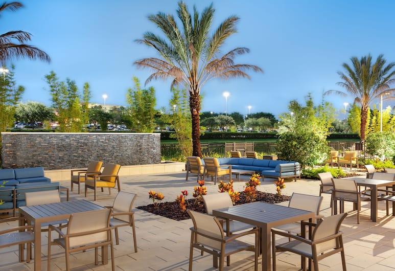 Residence Inn by Marriott Orlando at Millenia, Orlando, Terrazza/Patio