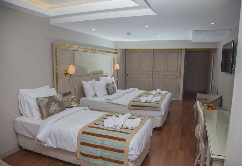 Bilinc Hotel, Istanbul, Standard Triple Room, Guest Room