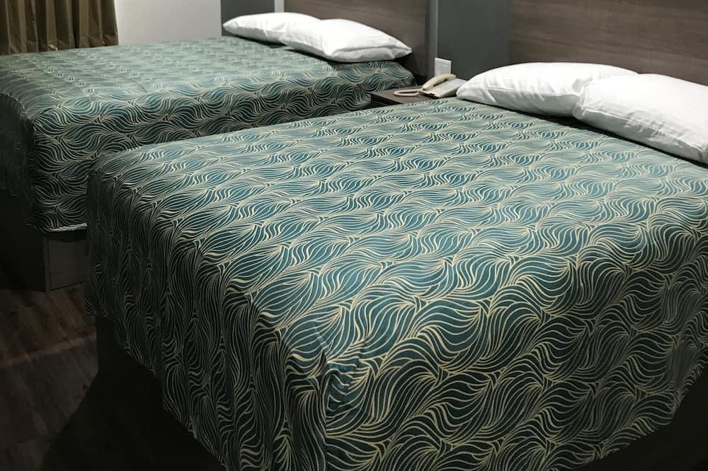 Одноместный номер «Делюкс», 1 двуспальная кровать «Кинг-сайз», для некурящих - Гостиная