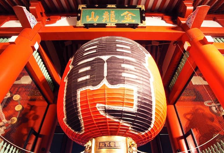 HOTEL TREND ASAKUSA ANNEX, Tokio, Näköala hotellista