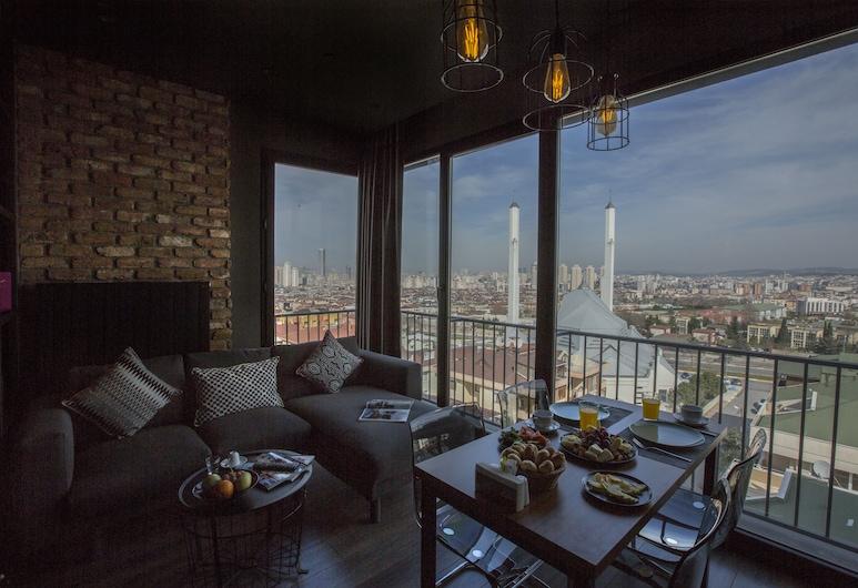 سيتي لوفت 161, إسطنبول, إستديو - في الزاوية, غرفة نزلاء