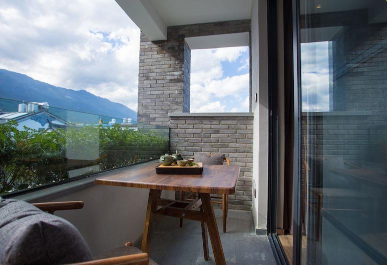 Dali Lridescent Clouds Hotel, Dali, Premium Suite (A), Balcony