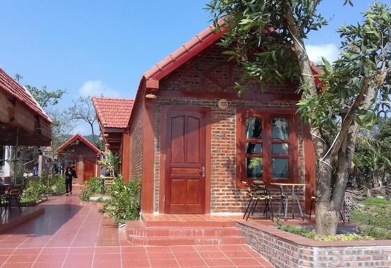 三古稻米田家庭旅館, 華閭