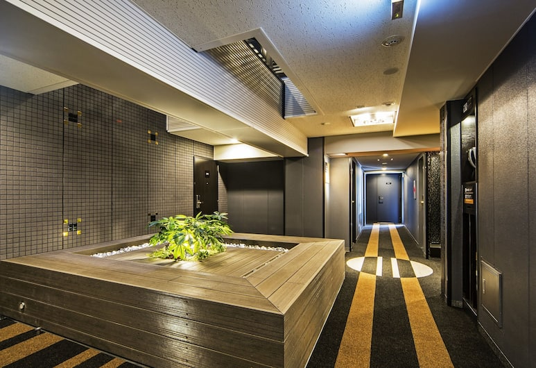 APA Hotel Nihombashi Bakurocho-Ekikita, Tokyo, Vestibule
