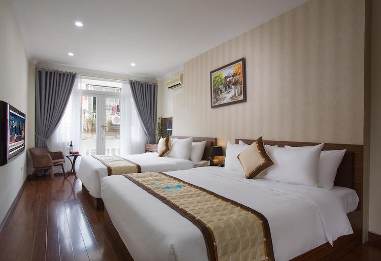 Spoon Hotel, Hanoi, Family Room, Guest Room