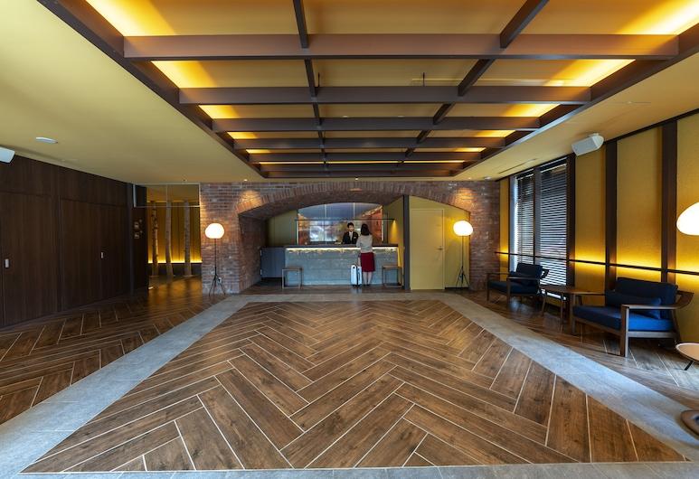 ホテル・トリフィート小樽運河, 小樽市, ロビー