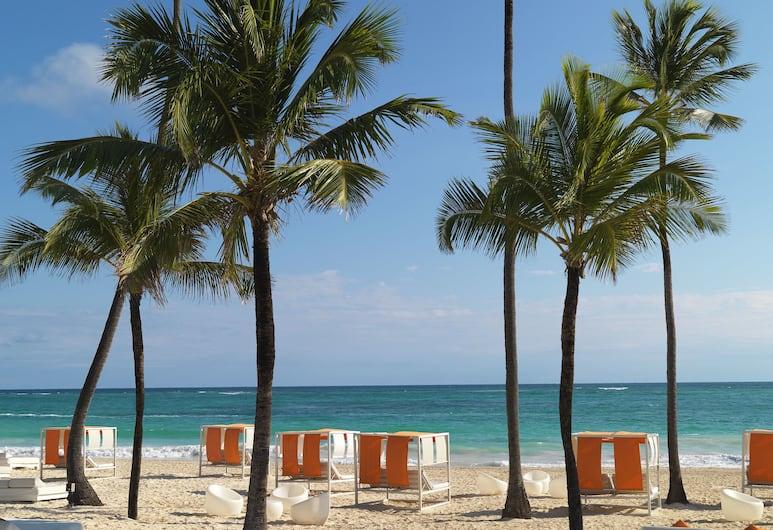 Royal Service at Paradisus Punta Cana - Adults Only All Inclusive, Punta Cana, Beach