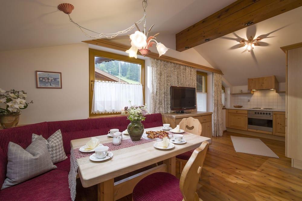 Comfort appartement, 2 slaapkamers, niet-roken, keuken - Woonruimte