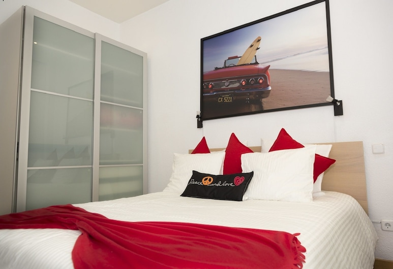 Oshun Gran Vía, Madrid, Apartment, 1 Bedroom, City View, Room