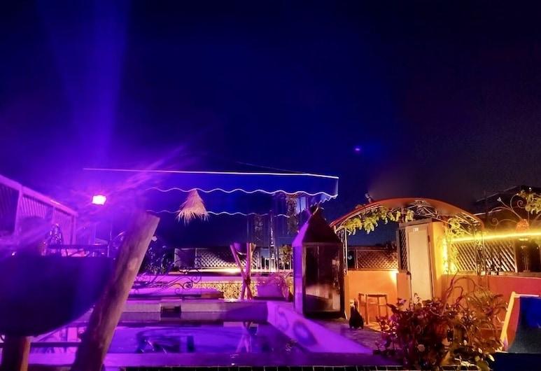 Luzia riad and Spa, Marrakech, Terrasse/patio