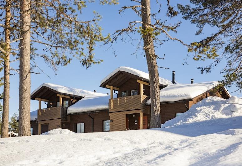 Holiday Club Kuusamo Tropiikki Aprtments, Kuusamo, Apart Daire, 2 Yatak Odası, Sauna (60 m2), Oda