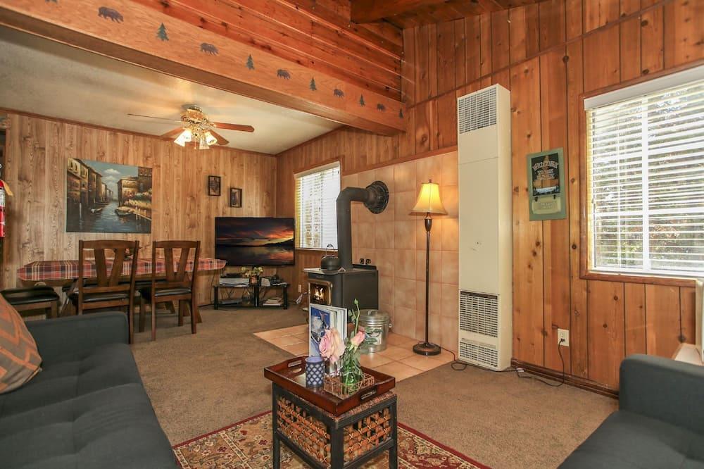 Rumah Standar, 2 kamar tidur, non-smoking, dapur - Area Keluarga