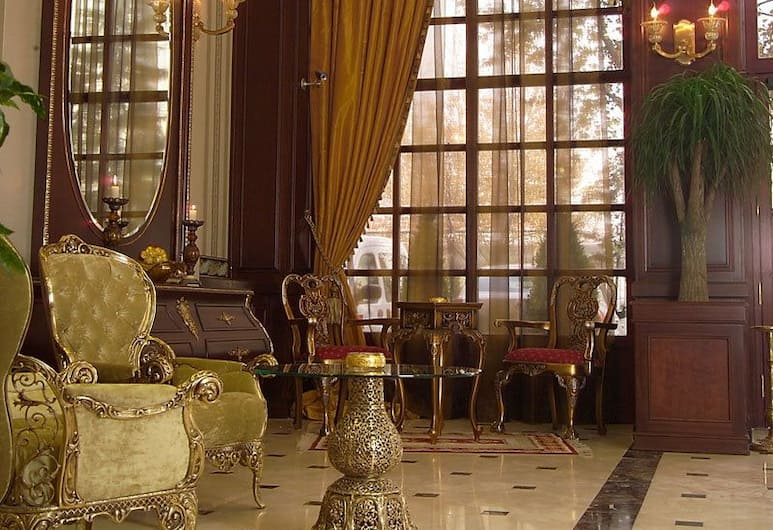 Ilci Residence Hotel, Ankara, Lobi Oturma Alanı