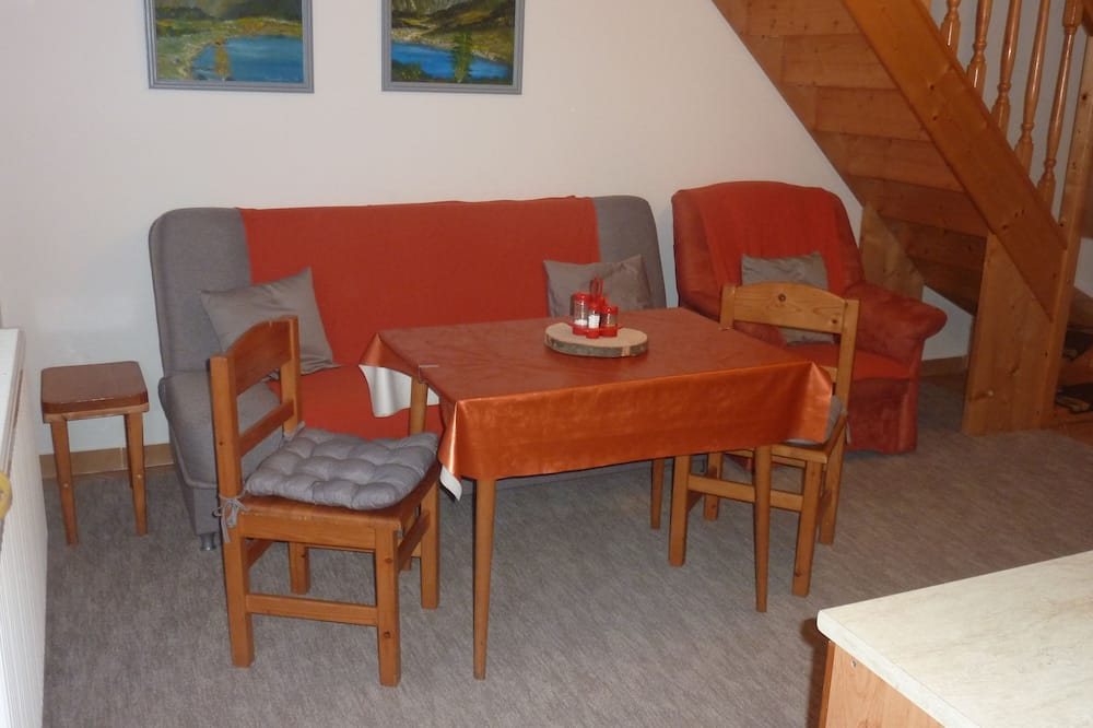 Apartamento Familiar - Área de Estar
