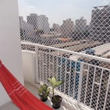 Economy Apartment, 2 Bedrooms, Accessible, City View - Balcony