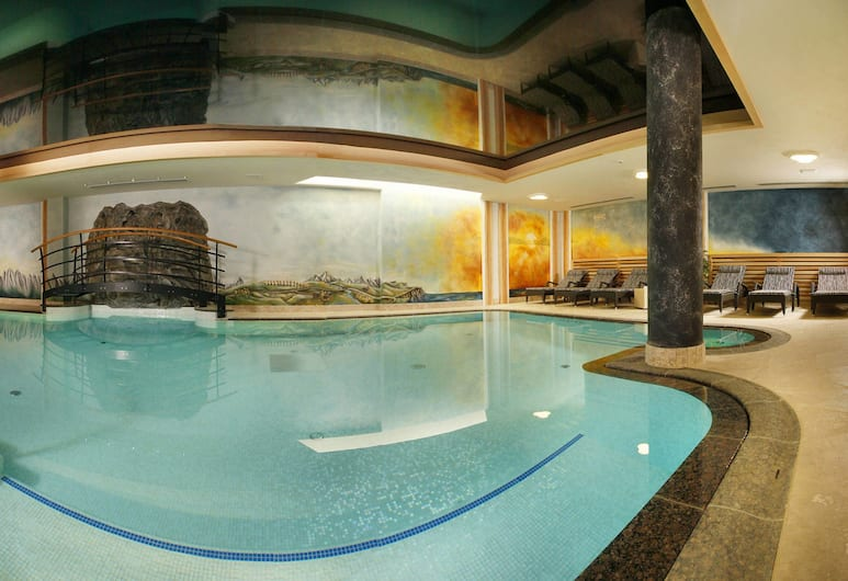 Hotel Alp Wellness Mota, Livigno, Piscina coperta