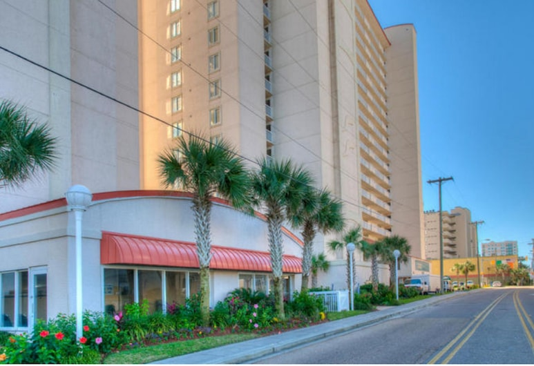 Crescent Shores by Elliott Beach Rentals, Pantai North Myrtle
