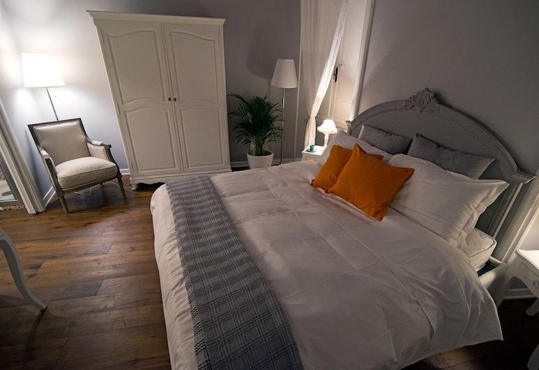 Relais Babuino 124 , Rom, Comfort-Doppelzimmer zur Einzelnutzung, Stadtblick, Zimmer