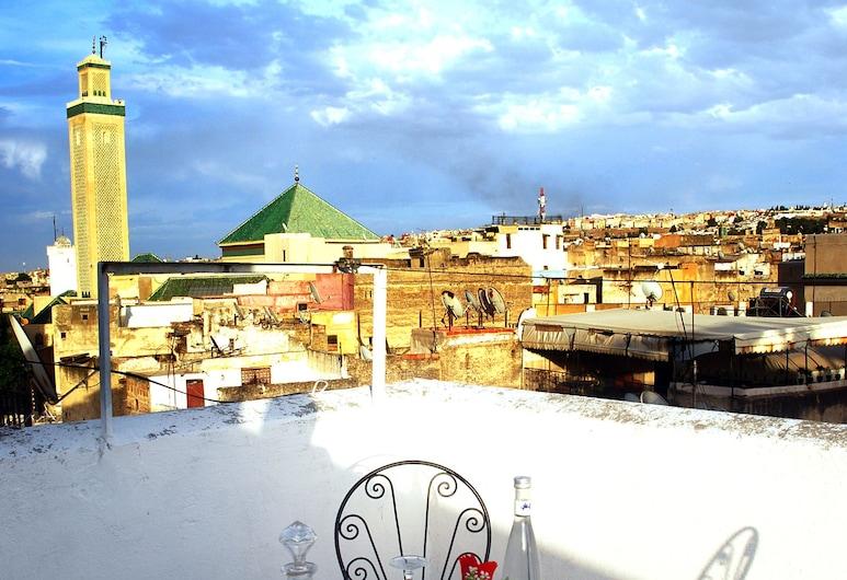 Dar Ain Allo, Fes, Standard Apartment, 2 Bedrooms, City View, Balcony
