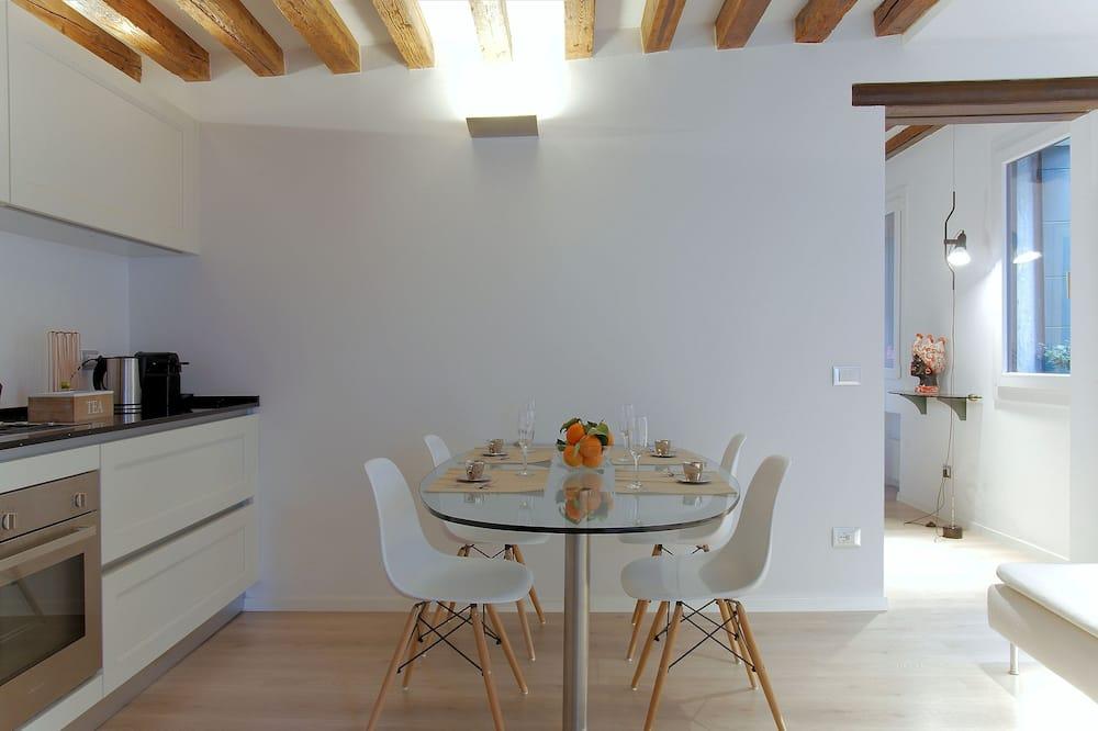Departamento - Servicio de comidas en la habitación