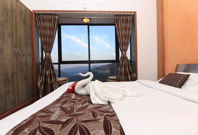 Mount View Executive  The Valley Resort, Mahabaleshwar, Suite Executiva, Vista Vale, Vista do Quarto
