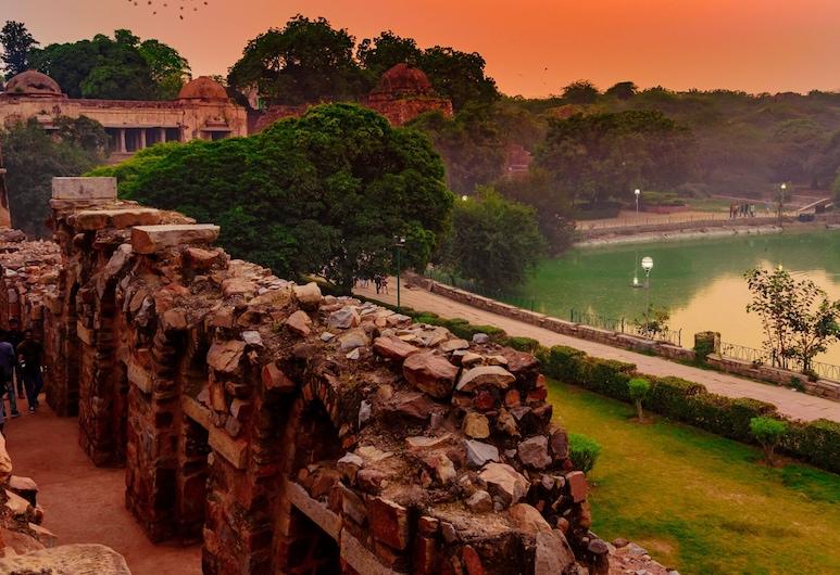 OYO Townhouse 002 Green Park, Neu-Delhi, Blick auf die Stadt