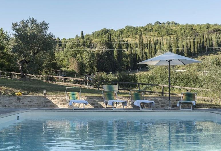 Agriturismo San Giovanni, Citta di Castello, Udendørs pool