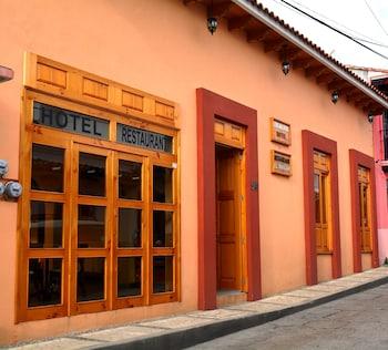 San Cristobal de las Casas — zdjęcie hotelu Los Altos Hotel