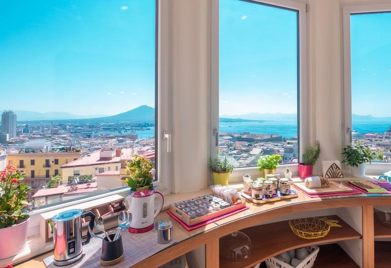 Santa Caterina B&B, Neapole, Brokastu zona