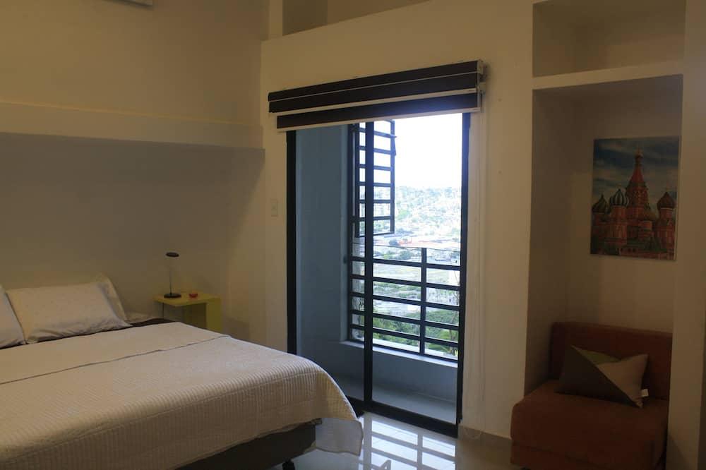 Double Room, 1 King Bed - Balcony