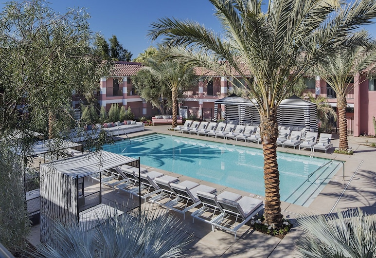 Sands Hotel and Spa, Indian Wells, Outdoor Pool
