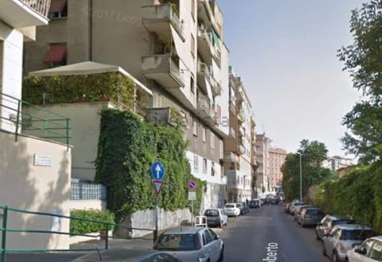 Ninuphar Maison, Rome, Voorkant van de accommodatie