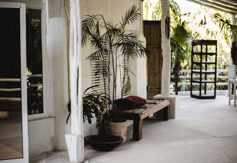Casa Ambar Boutique Hotel Tulum - Adults Only, Tulum, Lobby Lounge