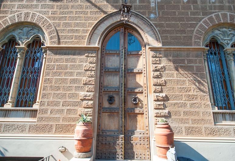 Affittacamere Boccaccio, Florence, Hotel Entrance