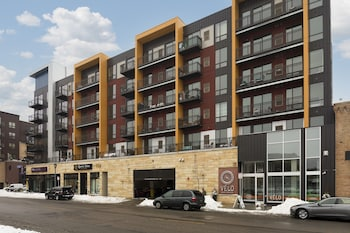 Picture of Stay Alfred on 2nd Street in Minneapolis